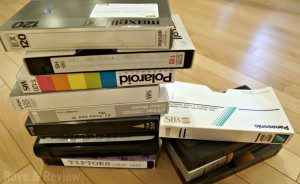 vhs home movies
